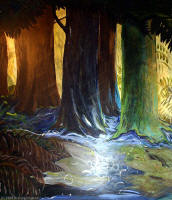 """Into The Forest"" by Brenda Hodson"